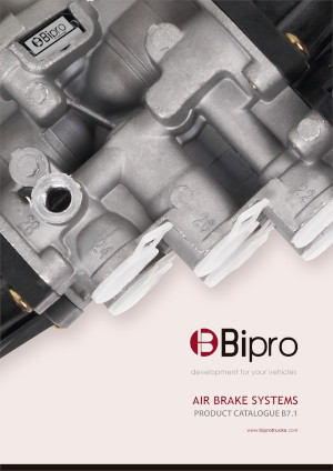 BIPRO AIR BRAKE SYSTEM PRODUCTS CATALOGUE