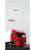 BIPRO PRODUCTS INFORMATION BROCHURE